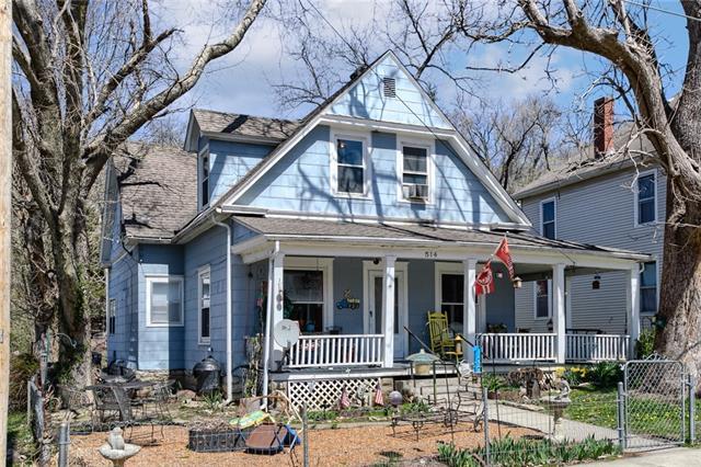 514 Benton Avenue Property Photo