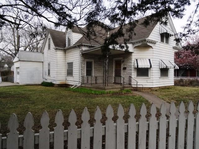214 N Delaware Street Property Photo - Butler, MO real estate listing