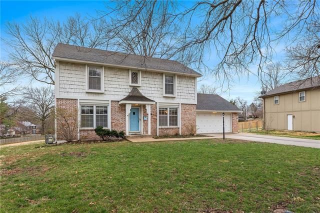 8827 Nall Avenue Property Photo