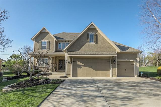 9011 W 158th Terrace Property Photo - Overland Park, KS real estate listing