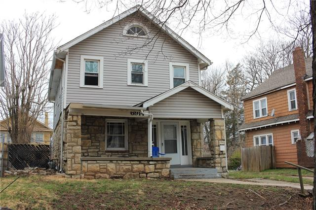 6914 Brooklyn Avenue Property Photo - Kansas City, MO real estate listing
