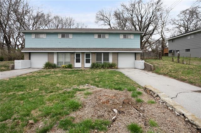 3712 & 3714 NW South Drive Property Photo - Riverside, MO real estate listing