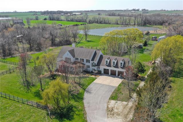 23714 Quivira Road Property Photo - Bucyrus, KS real estate listing