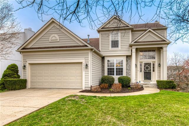 15647 S BLACKFOOT Street Property Photo - Olathe, KS real estate listing
