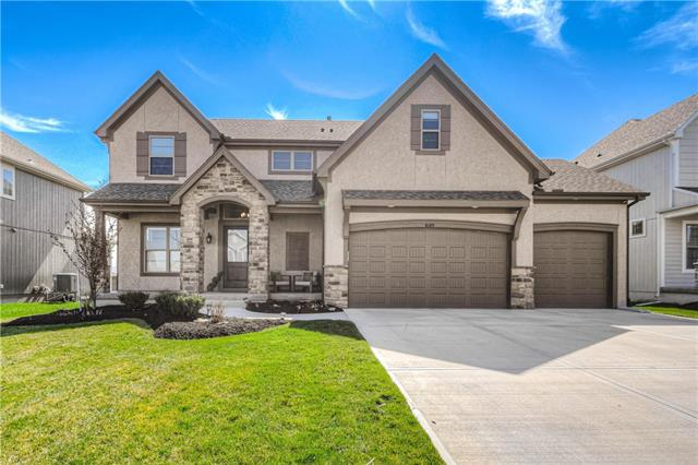 8107 W 166th Court Property Photo - Overland Park, KS real estate listing