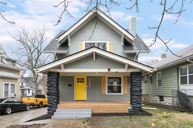 2813 Bales Avenue Property Photo - Kansas City, MO real estate listing
