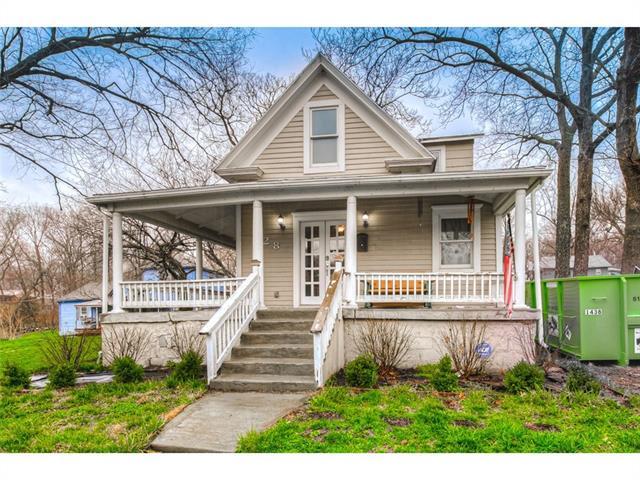 428 W Franklin Street Property Photo - Liberty, MO real estate listing