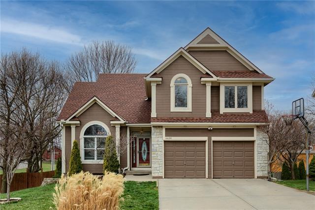 6630 Hauser Drive Property Photo - Shawnee, KS real estate listing