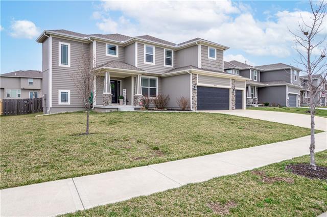 28316 W 162nd Terrace Property Photo - Gardner, KS real estate listing