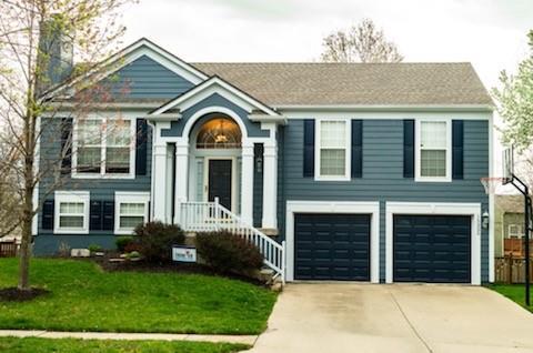 15325 W 156th Street Property Photo - Olathe, KS real estate listing
