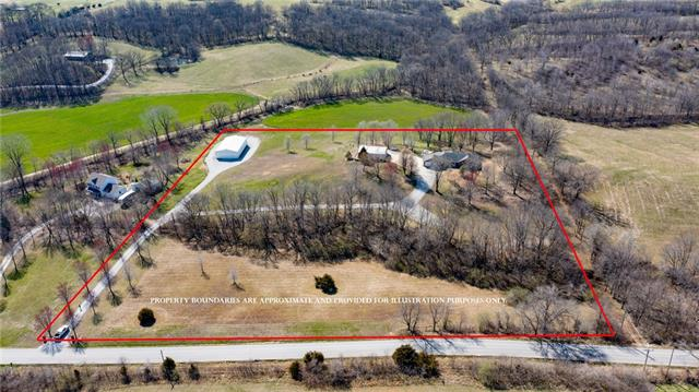 17508 NATION Road Property Photo - Holt, MO real estate listing