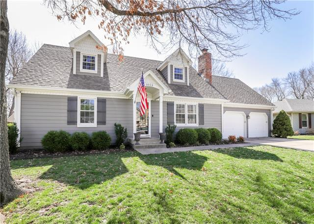 1023 SE 7th Street Property Photo - Lee's Summit, MO real estate listing