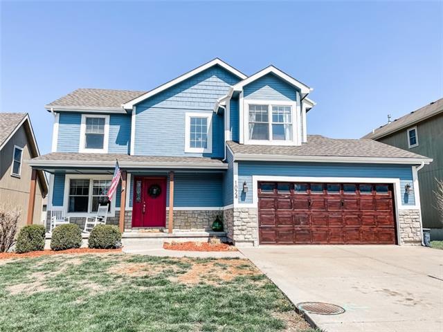1024 Tamarisk Drive Property Photo - Leavenworth, KS real estate listing