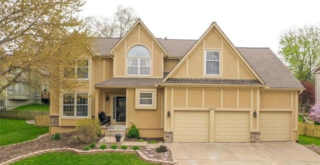 8507 Widmer Road Property Photo - Lenexa, KS real estate listing