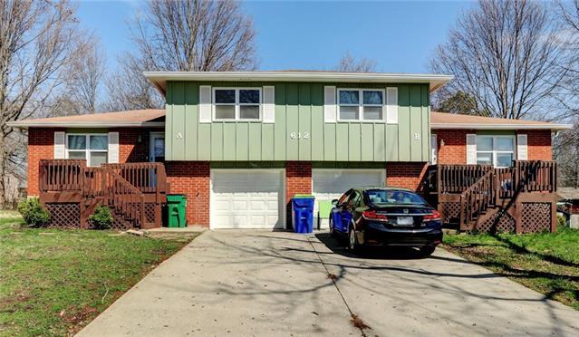 612 NE Columbus Street Property Photo - Lee's Summit, MO real estate listing