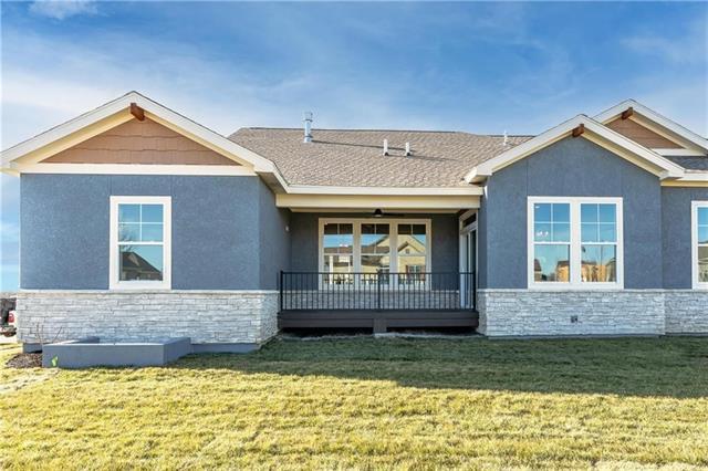 11730 S Deer Run Street #4 Property Photo - Olathe, KS real estate listing