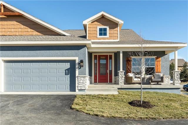 11734 S Deer Run Street #5 Property Photo - Olathe, KS real estate listing