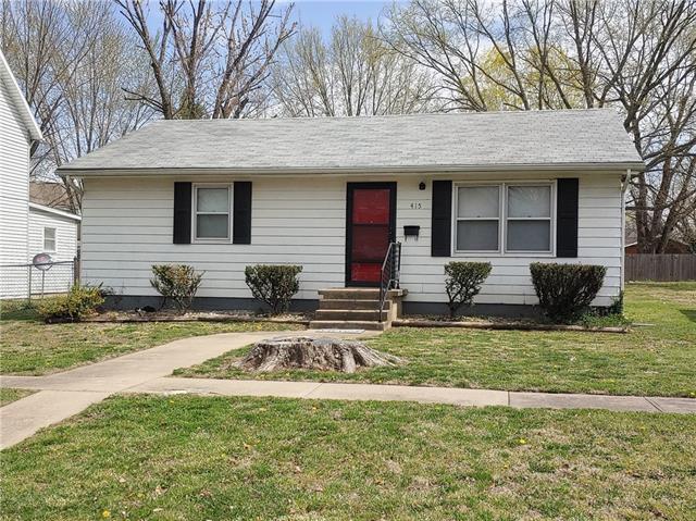 415 S Lowman Street Property Photo - Fort Scott, KS real estate listing