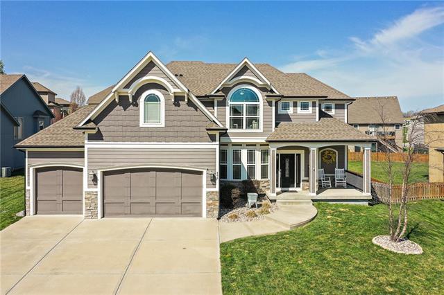 406 S Eddie Avenue Property Photo - Kearney, MO real estate listing