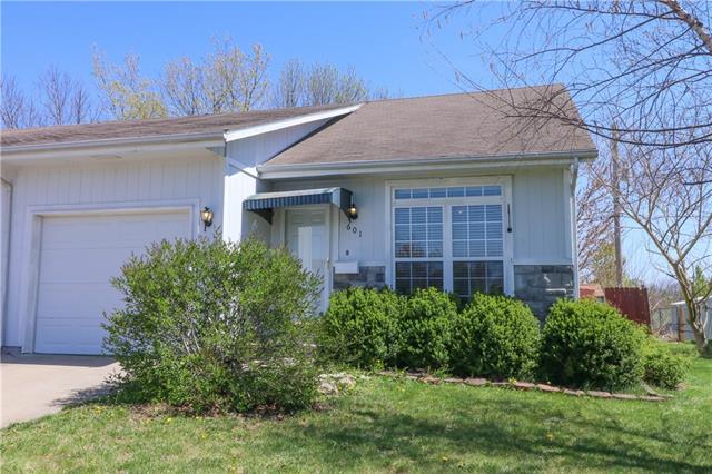 601 Maple Terrace Property Photo - Wellsville, KS real estate listing