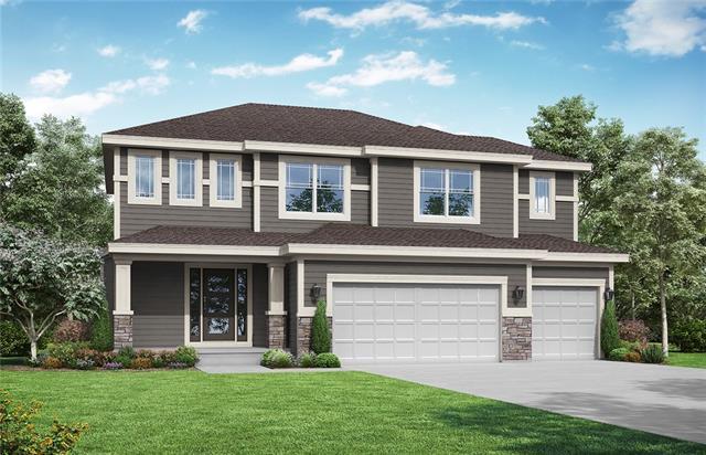 2104 NW Shamrock Avenue Property Photo - Lee's Summit, MO real estate listing