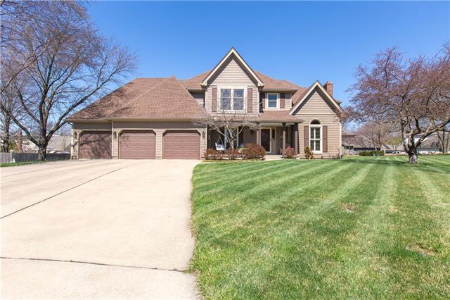 14721 S Village Drive Property Photo - Olathe, KS real estate listing
