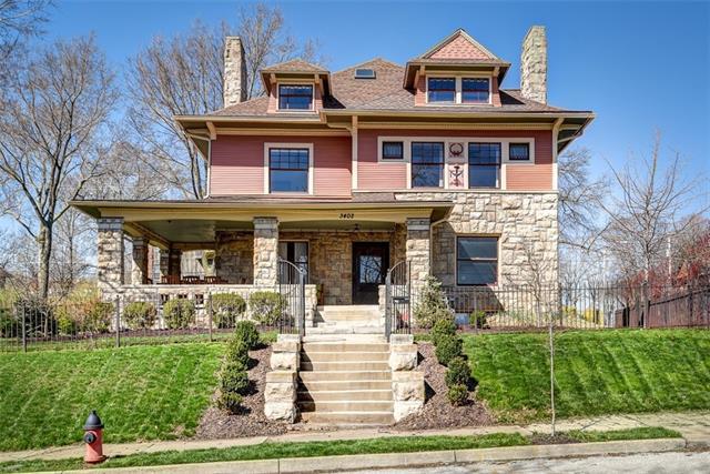 3402 Harrison Street Property Photo - Kansas City, MO real estate listing