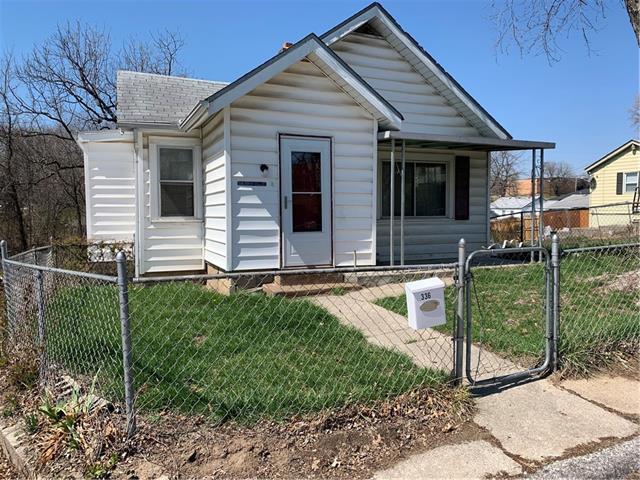 336 N 33rd Street Property Photo - Kansas City, KS real estate listing