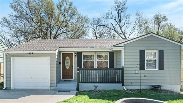 4805 N Sycamore Avenue Property Photo - Kansas City, MO real estate listing