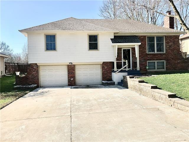 517 Mark Lane Property Photo - Belton, MO real estate listing