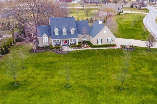17411 S WHEATLAND Drive Property Photo - Belton, MO real estate listing