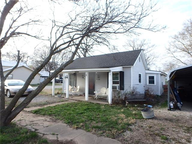 134 NW Roberts Street Property Photo - Melvern, KS real estate listing