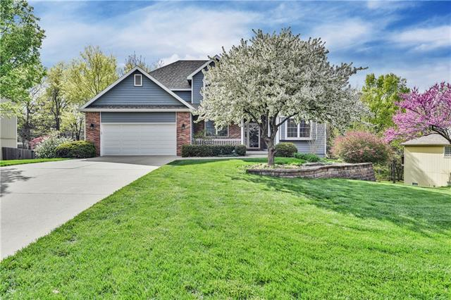 8518 Timber Trails Drive Property Photo - De Soto, KS real estate listing