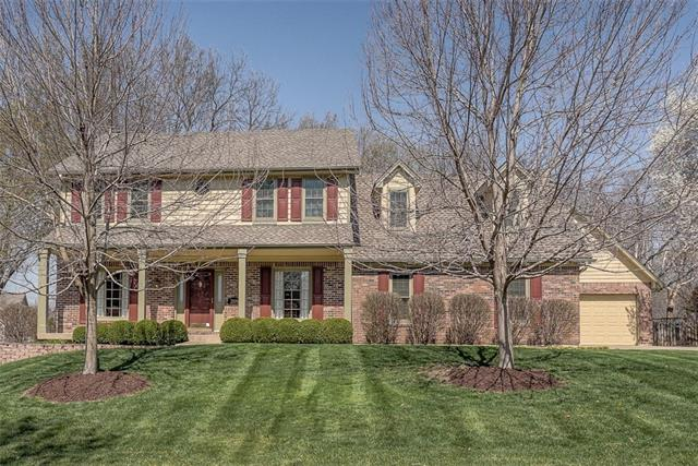 2109 NW Timberline Drive Property Photo - Blue Springs, MO real estate listing
