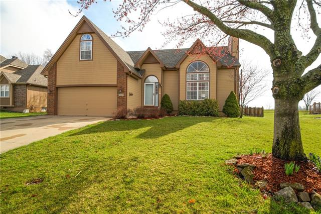 337 SE Breon Bay Street Property Photo - Lee's Summit, MO real estate listing