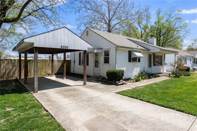 8005 Washington Street Property Photo - Kansas City, MO real estate listing