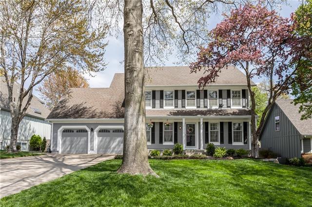 8629 Oakview Drive Property Photo - Lenexa, KS real estate listing