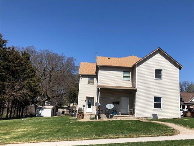 601 Parallel Street Property Photo - Atchison, KS real estate listing