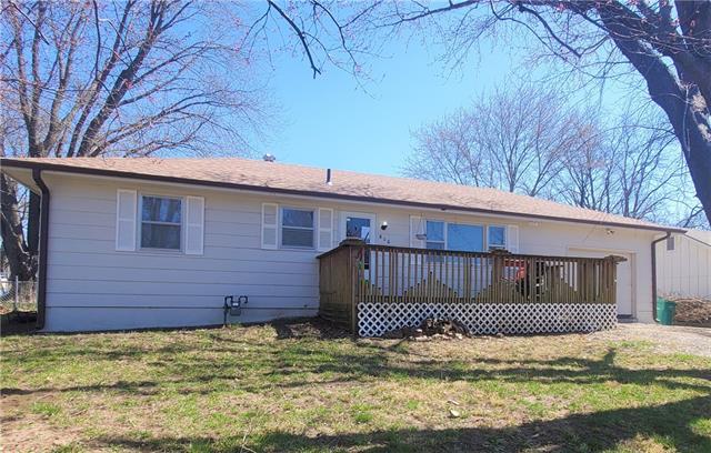 806 N Platte Avenue Property Photo - Edgerton, MO real estate listing