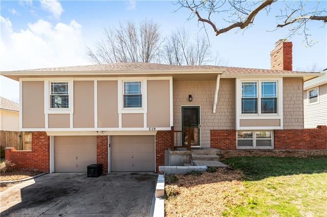 519 Mark Lane Property Photo - Belton, MO real estate listing