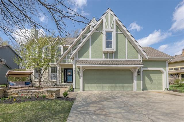 13912 S Brougham Circle Property Photo - Olathe, KS real estate listing