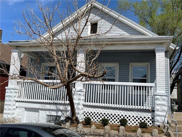 526 Tauromee Avenue Property Photo - Kansas City, KS real estate listing