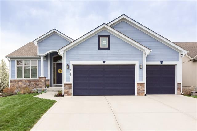 2165 W Grace Street Property Photo - Olathe, KS real estate listing