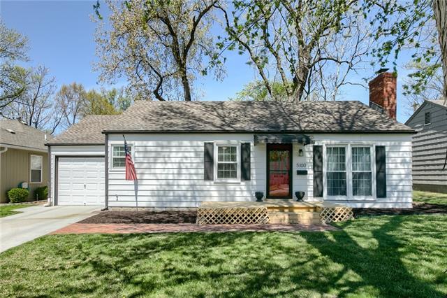 5100 W 51st Terrace Property Photo - Roeland Park, KS real estate listing
