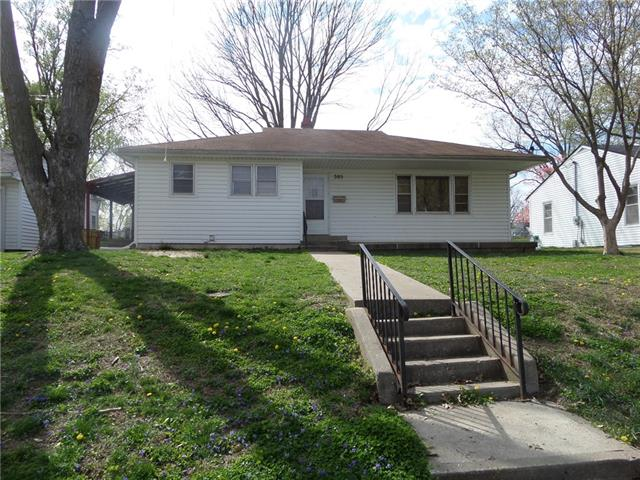 305 S 27th Street Property Photo - Lexington, MO real estate listing