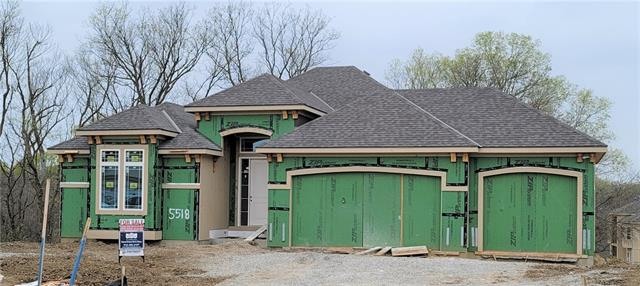 5518 NW 110th Court Property Photo - Kansas City, MO real estate listing