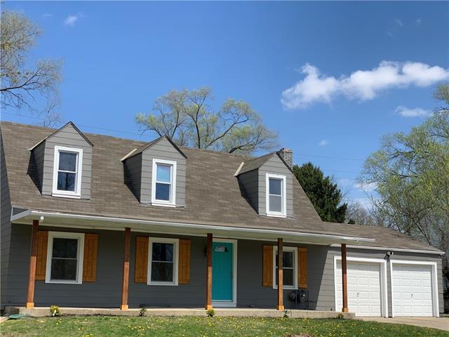 2812 NE 56th Street Property Photo - Kansas City, MO real estate listing