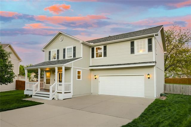 20935 W 125th Street Property Photo - Olathe, KS real estate listing