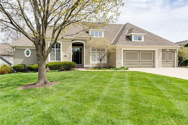 11516 W 141st Street Property Photo - Overland Park, KS real estate listing