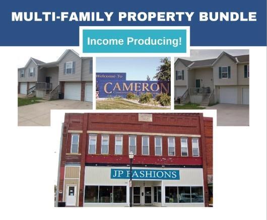 201 Wesleyan Terrace Property Photo - Cameron, MO real estate listing